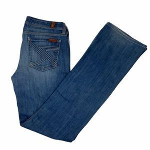 """7 For All Mankind """"Flynt"""" Bootcut Jean"""